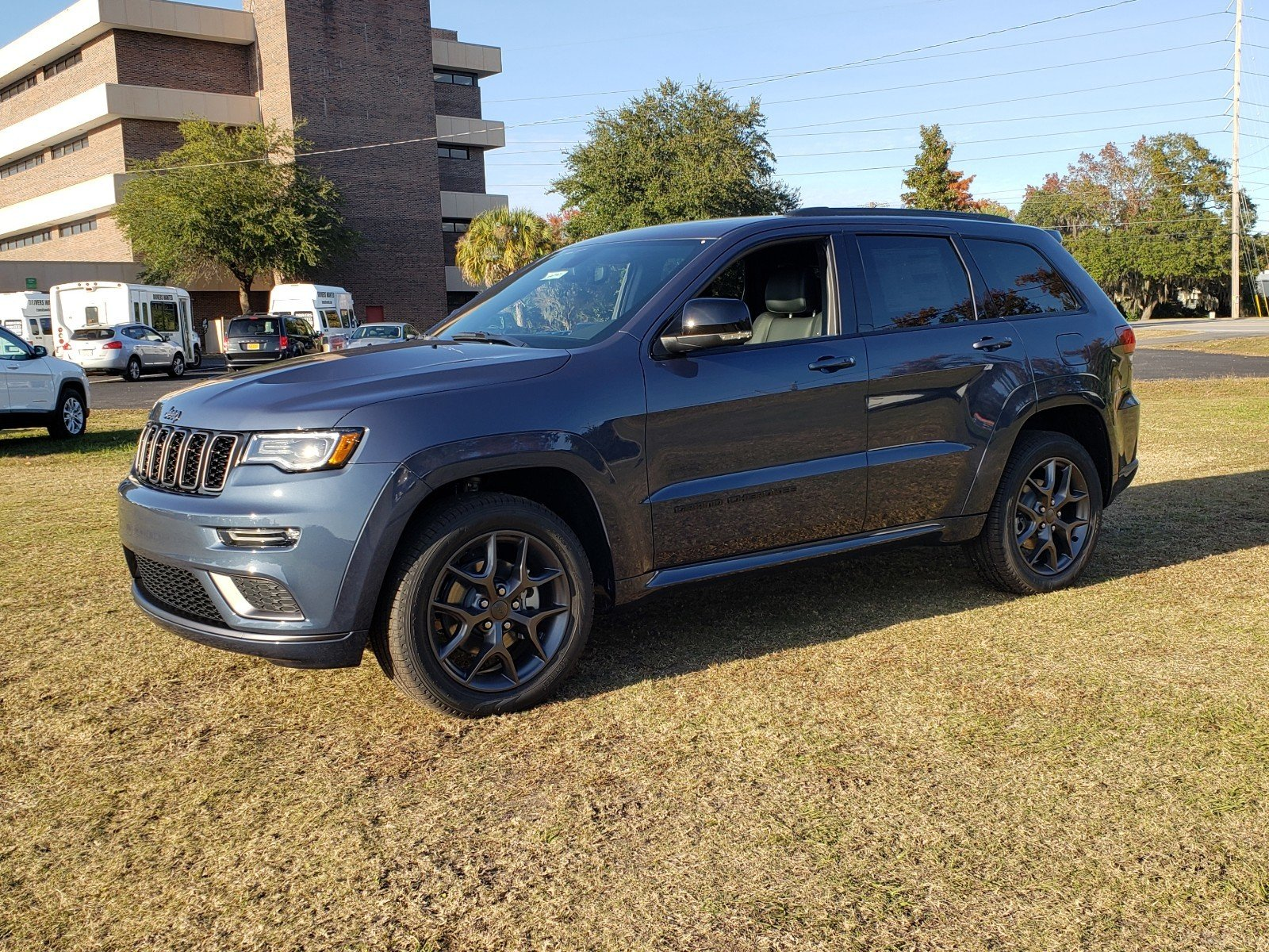 2020 Jeep Grand Cherokee Limited X 4×4