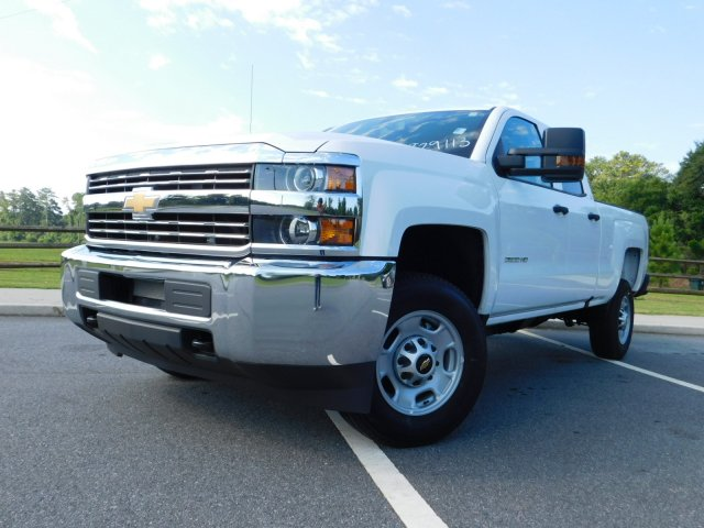 Butler Toyota Macon >> New 2018 Chevrolet Silverado 2500HD Work Truck Extended ...