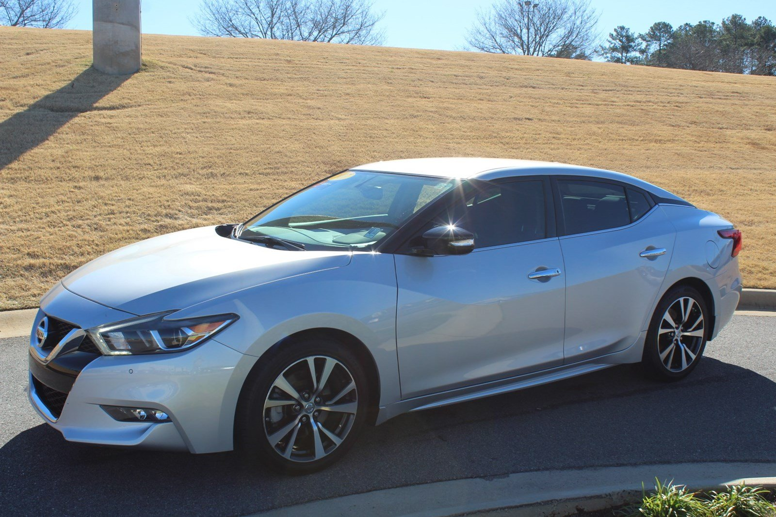 Certified Pre-Owned 2017 Nissan Maxima SV