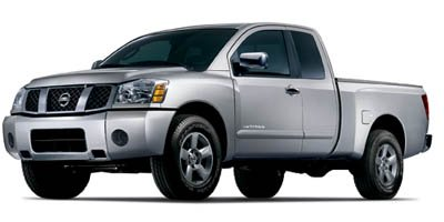 Pre-Owned 2005 Nissan Titan SE