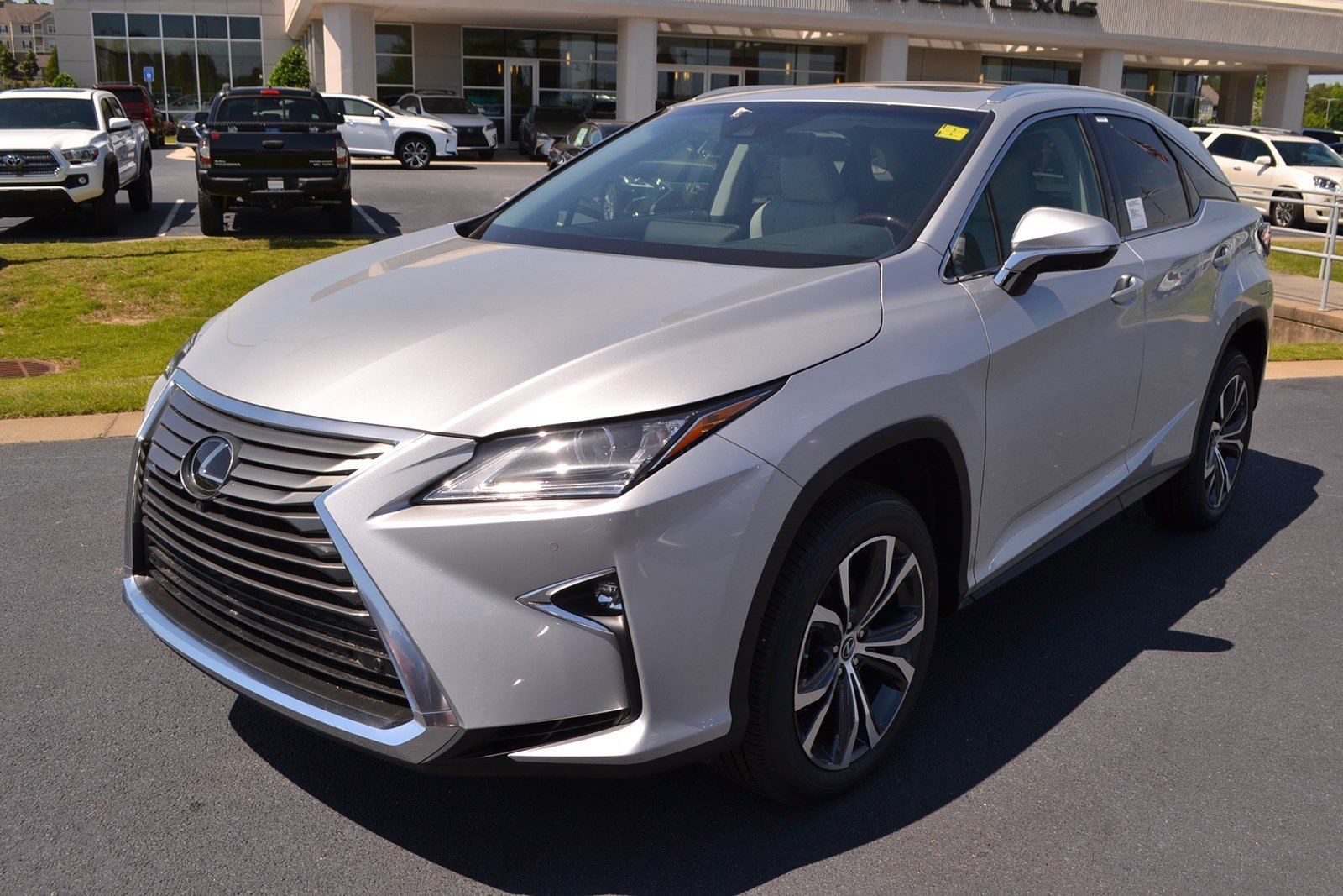 New 2019 Lexus RX 350 Sport Utility in Macon #L19429 ...