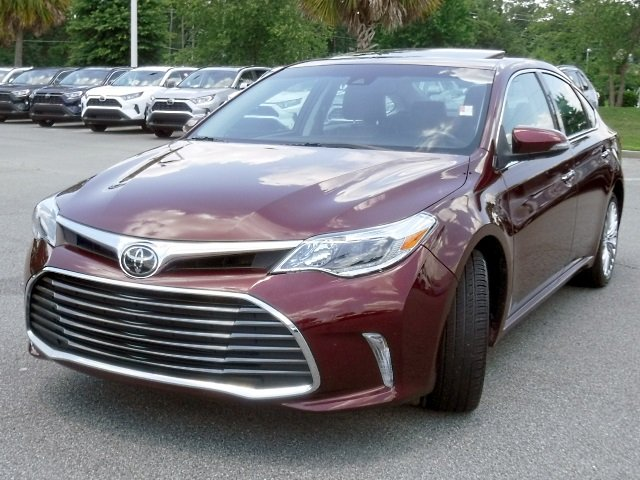 Certified Pre-Owned 2017 Toyota Avalon Limited