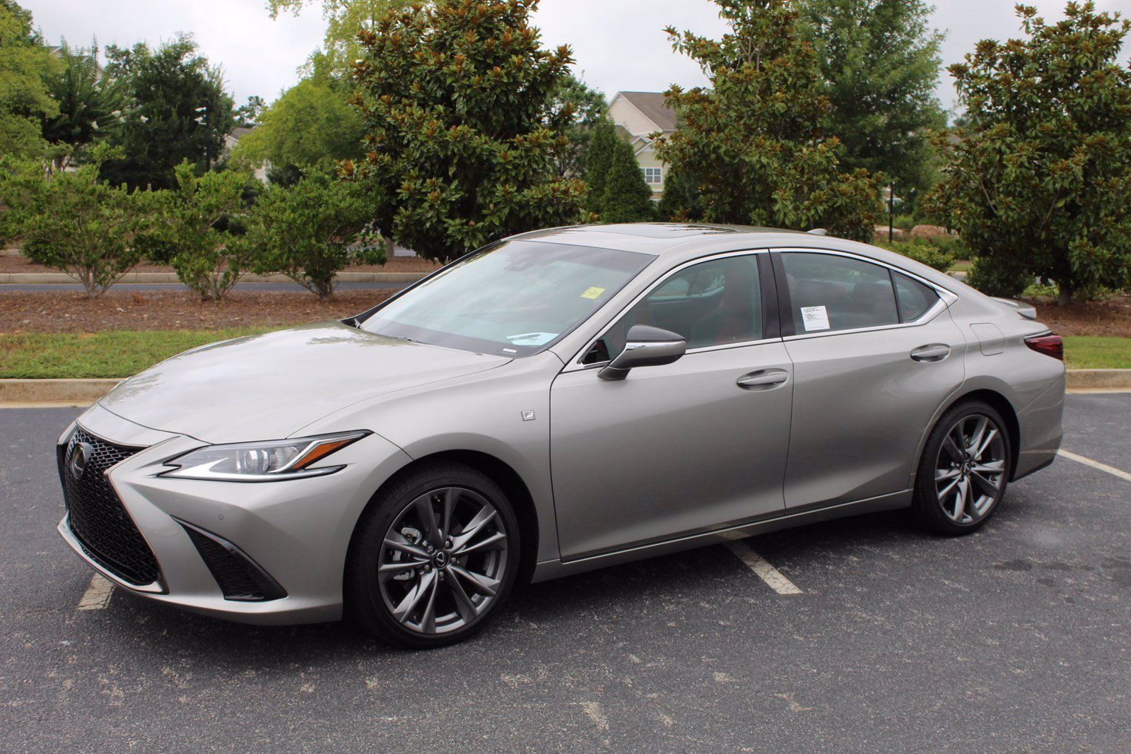 New 2020 Lexus Es 350 F Sport 4dr Car In Macon L20624 Butler Auto Group