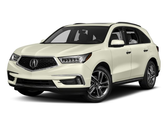 Mdx Cash Back >> Certified Pre Owned 2017 Acura Mdx W Advance Pkg With Navigation Awd