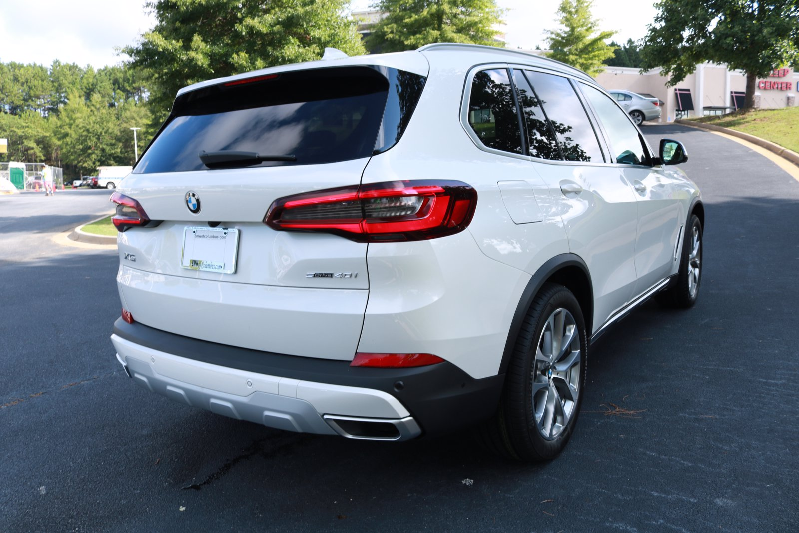 New 2021 BMW X5 sDrive40i Sport Utility in Macon #B2601 ...