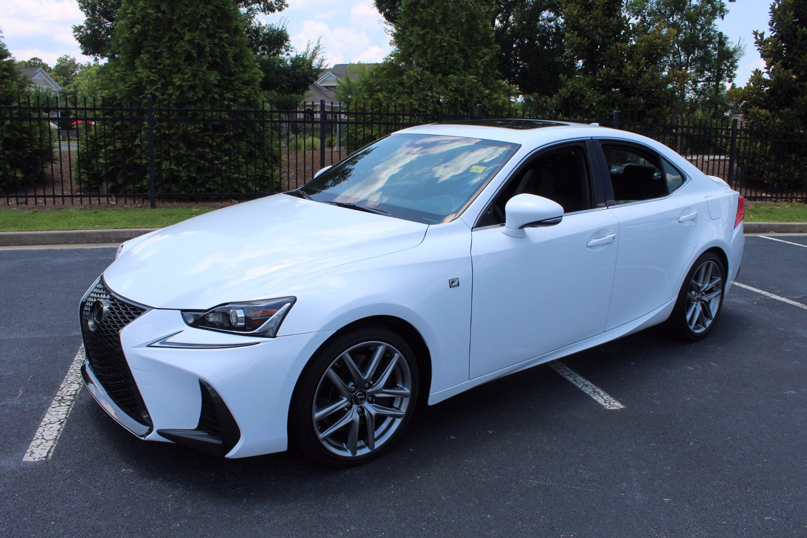 Pre-Owned 2017 Lexus IS IS 300