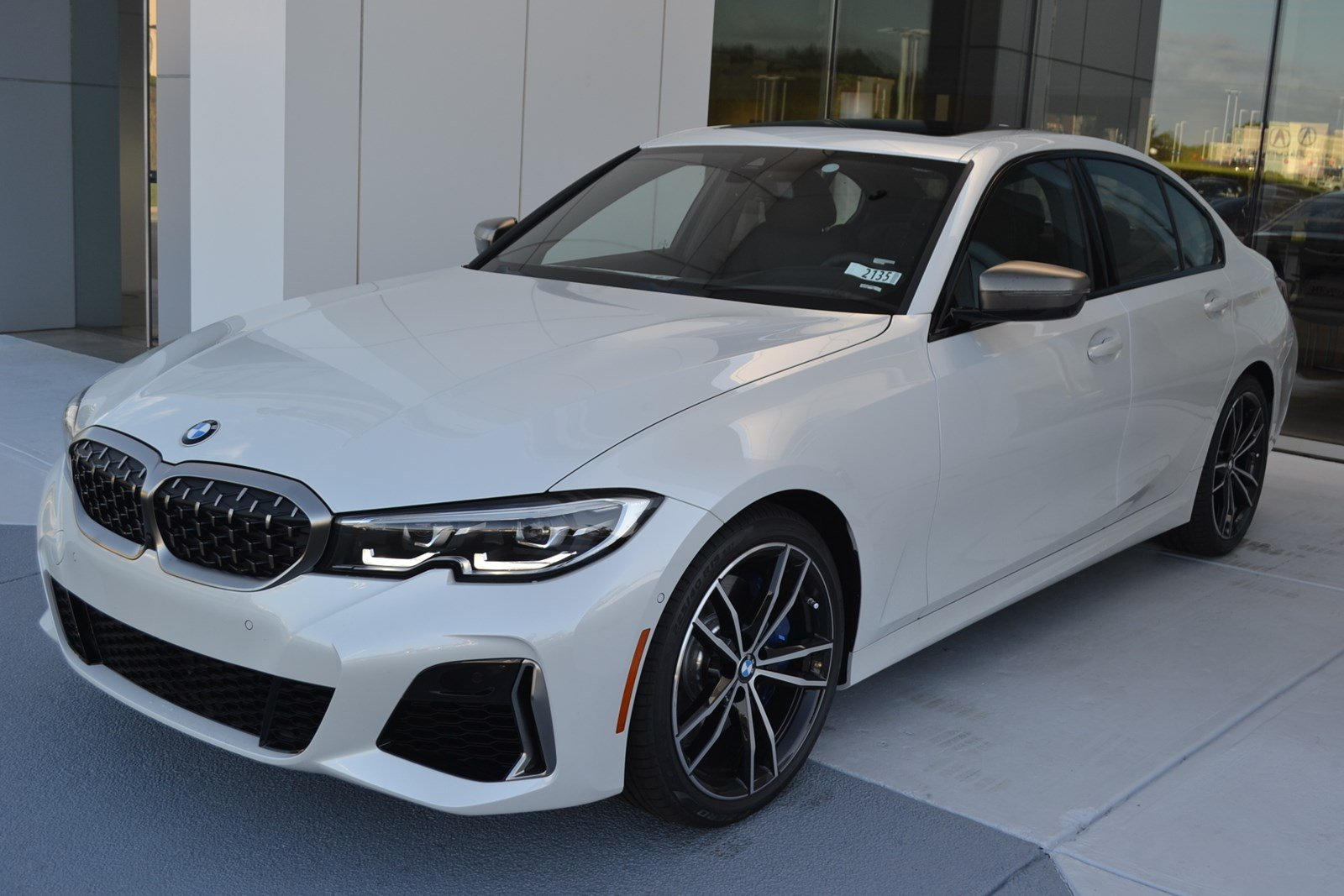New 2020 BMW 3 Series M340i