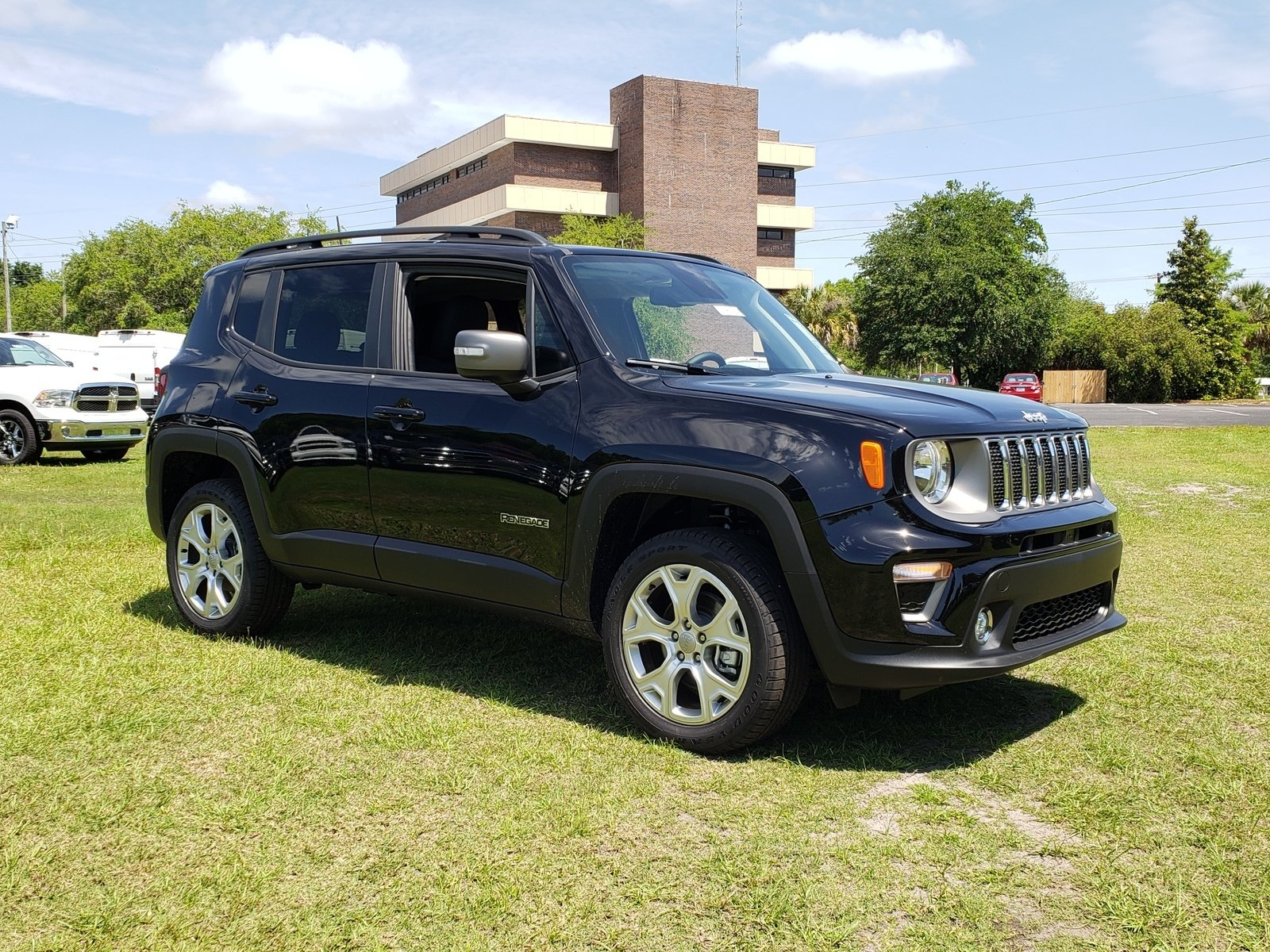 Jeep Renegade Limited >> New 2019 Jeep Renegade Limited 4wd