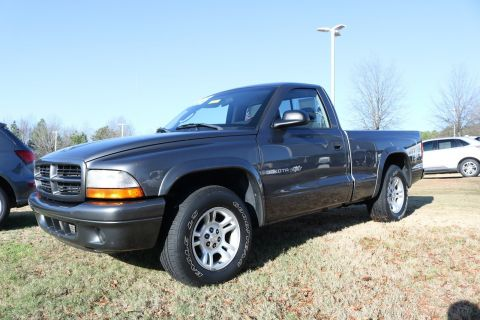 Pre-Owned 2002 Dodge Dakota Base