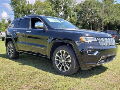 New 2018 Jeep Grand Cherokee Overland