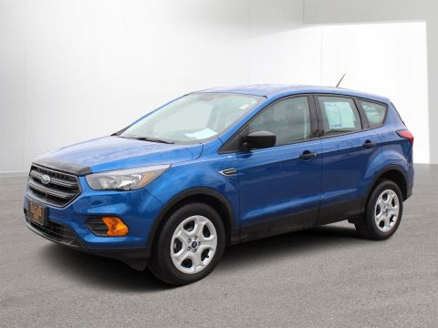 Pre-Owned 2019 Ford Escape S