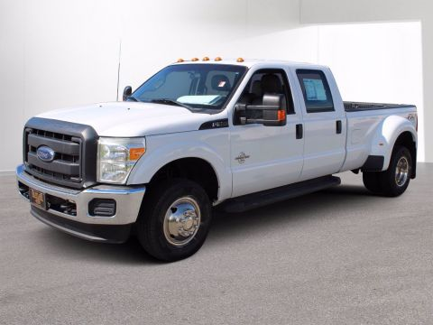 Pre-Owned 2015 Ford Super Duty F-350 DRW XL