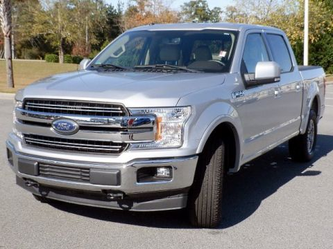 Pre-Owned 2018 Ford F-150 Lariat SuperCrew 4WD