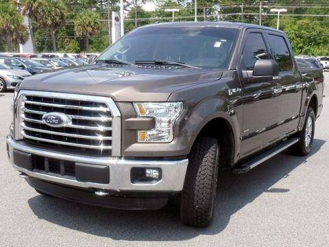 Pre-Owned 2016 Ford F-150 XLT SuperCrew 4WD