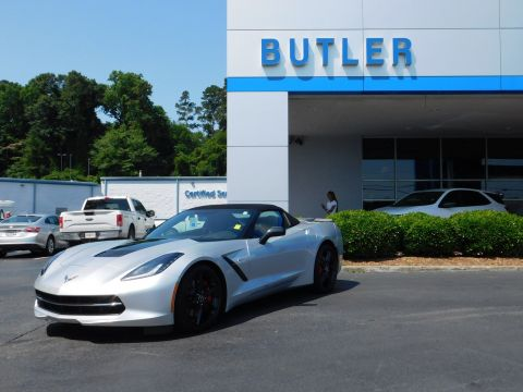 Pre-Owned 2015 Chevrolet Corvette Z51 2LT