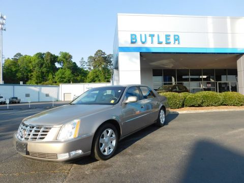 Pre-Owned 2007 Cadillac DTS V8