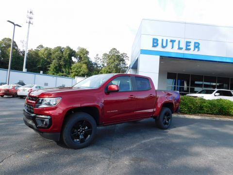 New 2021 Chevrolet Colorado 2WD LT