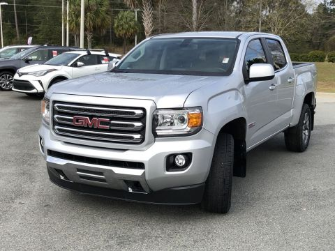 Pre-Owned 2016 GMC Canyon SLE Crew Cab