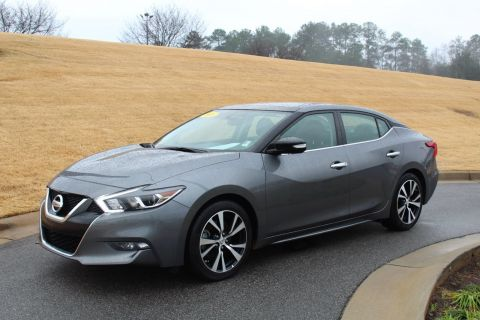 Certified Pre-Owned 2018 Nissan Maxima SL