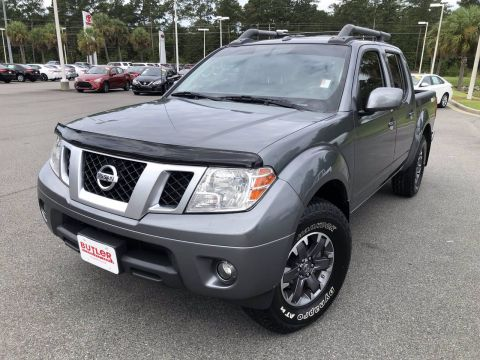 Pre-Owned 2016 Nissan Frontier PRO-4X Crew Cab 4WD