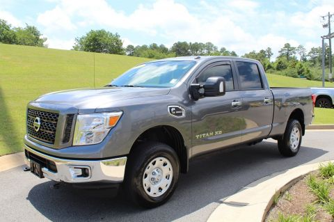 Certified Pre-Owned 2019 Nissan Titan XD SV