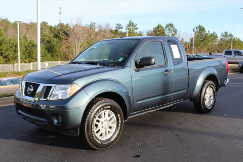 Pre-Owned 2014 Nissan Frontier SV