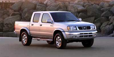 Pre-Owned 2000 Nissan Frontier 2WD XE