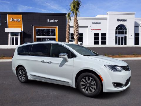 New 2020 Chrysler Pacifica Hybrid Limited