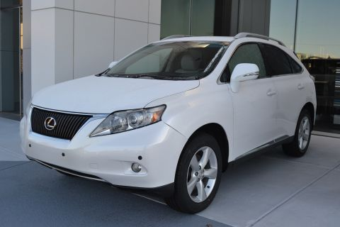 Pre-Owned 2010 Lexus RX 350 350