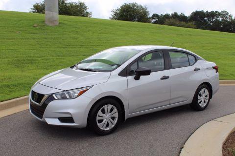 Pre-Owned 2020 Nissan Versa S