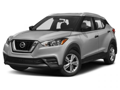 Certified Pre-Owned 2020 Nissan Kicks S