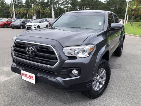 Certified Pre-Owned 2019 Toyota Tacoma 2WD SR5 Double Cab V6