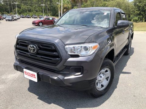 Pre-Owned 2019 Toyota Tacoma 4WD SR Double Cab V6