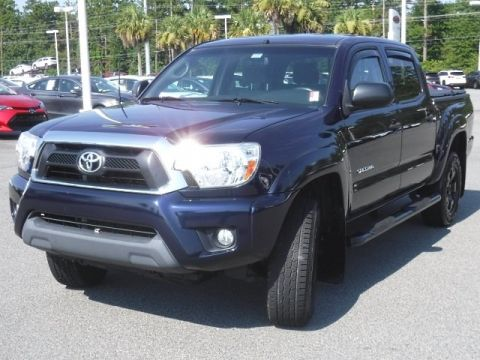 Certified Pre-Owned 2013 Toyota Tacoma Double Cab SR5 4WD