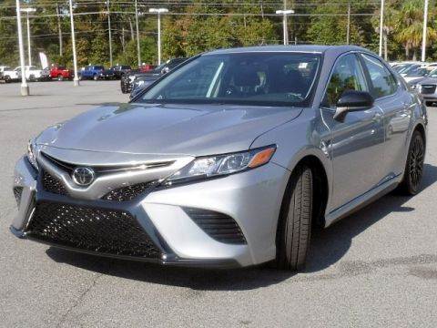 Certified Pre-Owned 2019 Toyota Camry SE w/XP Package