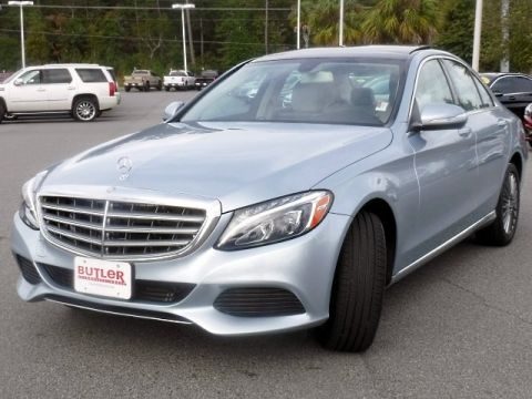 Pre-Owned 2015 Mercedes-Benz C-Class C300 Luxury 4MATIC®