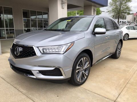New 2020 Acura MDX w/Technology Pkg