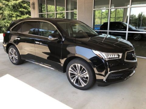 New 2019 Acura MDX w/Technology Pkg