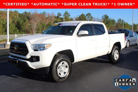 Certified Pre-Owned 2019 Toyota Tacoma 2WD SR