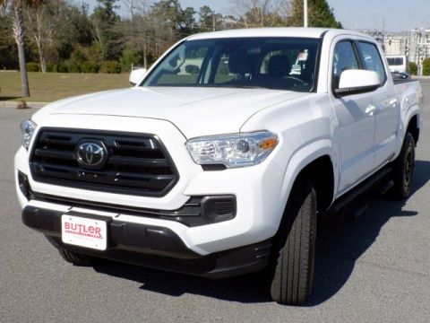 Pre-Owned 2018 Toyota Tacoma SR Double Cab
