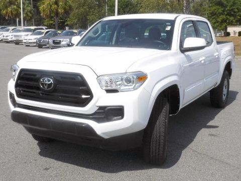 Certified Pre-Owned 2018 Toyota Tacoma SR Double Cab
