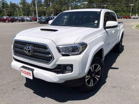 Certified Pre-Owned 2017 Toyota Tacoma TRD Sport Double Cab
