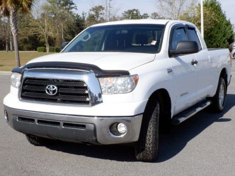 Pre-Owned 2008 Toyota Tundra 4WD SR5 Double Cab