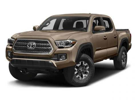 Certified Pre-Owned 2017 Toyota Tacoma TRD Off Road