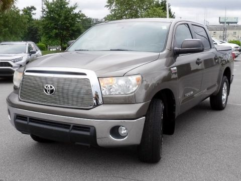 Pre-Owned 2011 Toyota Tundra TRD Off Road CrewMax