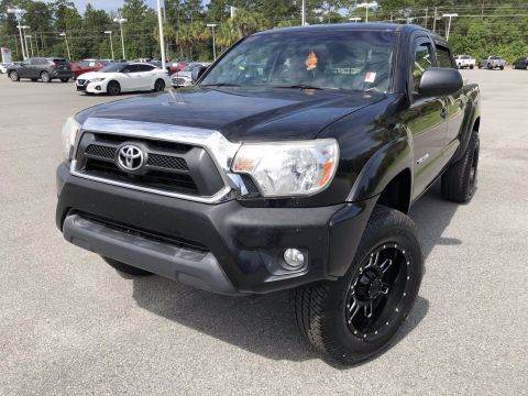 Pre-Owned 2014 Toyota Tacoma PreRunner Double Cab