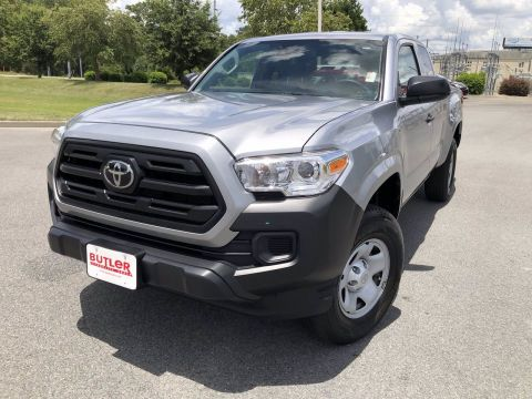 Pre-Owned 2019 Toyota Tacoma 2WD SR Access Cab