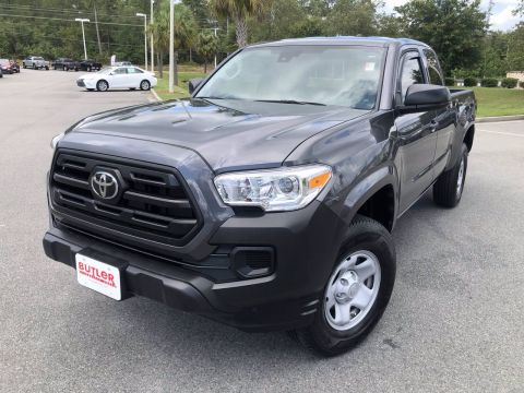 Certified Pre-Owned 2019 Toyota Tacoma 2WD SR Access Cab