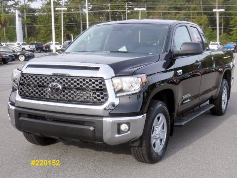 New 2020 Toyota Tundra 2WD SR5 Double Cab Large V8