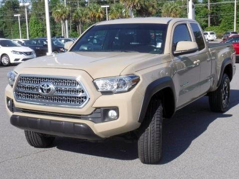 Certified Pre-Owned 2016 Toyota Tacoma TRD Off Road Access Cab 4WD